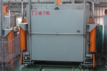 T5 Artificial aging furnace